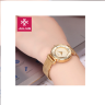 Đồng hồ nữ Julius Hàn Quốc JA-728C vàng