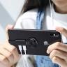 Củ sạc tích hợp bộ chuyển đổi âm thanh cho iPhone USAMS US-SJ274 AU06 Dual Lightning Ring Holder Adapter