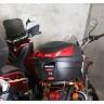 Thùng đựng đồ xe máy Givi B27N monolock 27 lít hàng chính hãng