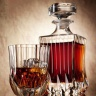Bộ Bình và 6 ly rượu whisky Pha lê RCR Adagio (sản xuất tại Ý)
