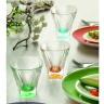 Bộ 6 ly rượu pha lê RCR Fusion colour 270ml (sản xuất tại Ý)