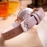Đồng hồ nữ JA-1115B Julius Hàn Quốc dây da (nâu)