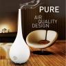Máy tạo ẩm công nghệ siêu âm và khuếch tán tinh dầu Lanaform Pure