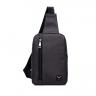 Combo túi du lịch TX371 và túi đeo chéo TX361-Đen