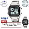 Đồng hồ nam dây kim loại Casio AE-1200WHD-1AVDF, bảo hành chính hãng 2 năm