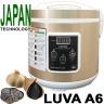 Máy làm tỏi đen công nghệ Nhật Bản – LUVA A6 – màu vàng