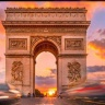 Tour Châu Âu 5 nước
