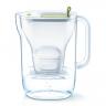 Bình lọc nước Brita Style Lime 2.4L - kèm 1 lõi lọc Maxtra plus and SmartLight
