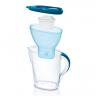 Bình lọc nước Brita Marella Basic Blue - 2.4L (kèm Maxtra Plus)