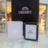 Đồng hồ nam Orient SAB0B008BB chính hãng (full box + sổ bảo hành toàn quốc 3 năm) mặt kính chống xước - chống nước - dây thép 316l