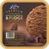 Vị kem Chocolate Cookies & Fudge