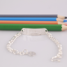 Opal -  lắc bạc Lucky dành cho bé yêu - T8