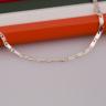 Opal -  dây chuyền bạc dành cho bé tuổi Dậu - T8