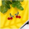 Bông tai cherry cherry đáng yêu - Tatiana - BH3527