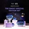 Sản phẩm phấn nước CC cushion số 21 + Son môi VT X BTS THE SWEET SPECIAL EDITION 01 Velvet Burgundy-đỏ nhung