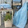 Chăn hè thu công nghệ làm mát Grand - 200 x 210 cm - xanh dương