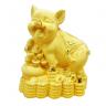Kim trư phú quý - quà tặng mỹ nghệ Kim Bảo Phúc phủ vàng 24k DOJI