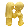 Phu Thê Hòa Ái - quà tặng mỹ nghệ Kim Bảo Phúc phủ vàng 24k DOJI
