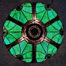 Đèn bàn trang trí Tiffany 46 - Halston Double
