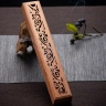 Hộp đốt trầm không tăm gỗ hương họa tiết