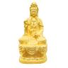 Bồ Tát Khang Ninh - Quà tặng mỹ nghệ Kim Bảo Phúc phủ vàng 24k DOJI