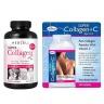 Viên uống bổ sung collagen chăm sóc da móng tay chân 360 viên - New NeoCell Super Collagen +C