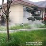 Máy bơm áp lực phun sương lọc nước RO 24V 48L 75G KERTER kèm nguồn