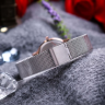 Đồng hồ nữ Julius Hàn Quốc JA-1187A dây thép (bạc)