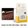 Cà phê hạt hương vị mạnh mẽ Light Coffee - gói 500g