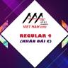 Vé tham dự Asia Artist Awards loại thường 4 (Khán đài C)