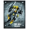 Robot chiến binh TechWarrior DIY YYL 8910-200 (6 mẫu)