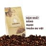 Cafe bột đặc biệt Light Coffee - gói 500g tặng Matcha sữa Aiko gói 50g
