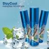 Xịt thơm miệng kháng khuẩn StayCool từ Anh Quốc - hương bạc hà mát lạnh