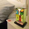 Đèn ngủ trang trí Tiffany Art Picasso
