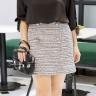 Chân váy kim tuyến lót quần Kimi -VN190028