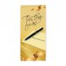 Bút bi cao cấp Bizner BIZ-07 thân màu đen + quà tặng ly sứ + túi giấy + thiệp tri ân
