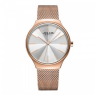 Đồng hồ nữ dây kim loại chính hãng Julius Hàn Quốc JA-1199B Đồng
