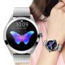Đồng hồ thông minh Kingwear KW10 chống nước (bản dây thép)