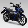 Xe máy Honda Winner X - phiên bản thể thao (xanh bạc đen)