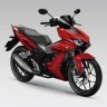 Xe máy Honda Winner X - phiên bản thể thao (đỏ bạc đen)