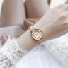 Combo đồng hồ nữ julius hàn quốc JA-728D và lắc tay julius