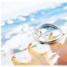 Nhẫn Hàn Quốc chuồn chuồn - Tatiana - NB2357 (bạc)