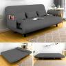 Ghế sofa giường nằm đa năng Kachi MK191 - Màu xám