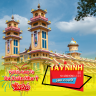 Tour Tây Ninh Tết Nguyên Đán 2020