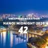 Vé Vnexpress Marathon Hà Nội Mininight 2020 - cự ly 42KM