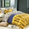 Bộ vỏ chăn ga gối 5 món cotton Hàn Julia 247BM16