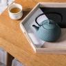 Bàn trà không ngăn Portobello phong cách Vintage gỗ tự nhiên