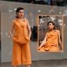 Quần nữ tuýt xi màu cam HeraDG - WT19030Q