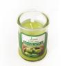 Nến thơm ly thủy tinh cao cấp Leviter tinh dầu táo xanh 95gr
