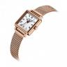 Đồng hồ nữ dây kim loại chính hãng Julius Star Hàn Quốc JS-031D đồng